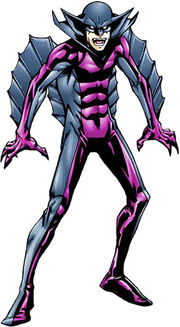 Baron Blood (Marvel Comics)