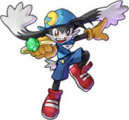 Klonoa (Namco X Capcom)