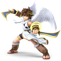 Pit SSBUltimate