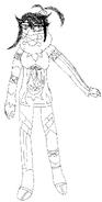 Secretverse Noora (sketch)