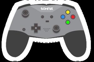 Sohnix MechaByte redesigned controller (Fixed)