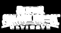 Super Smash Bros. Ultimate logo (White)