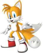 Tails sonic colors 2