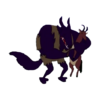 Alpha Hug Wolf