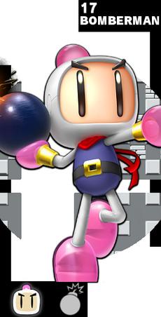 Bomberman profile