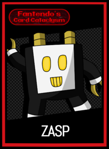 FCC Zasp Card
