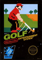 Golf Coverart