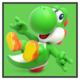 JSSB character preview icon - Yoshi