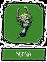 Midna (character) SSBR