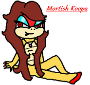 Mortisha Koopa