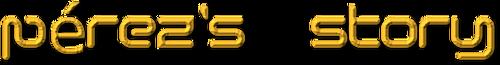 Pérez's story logo