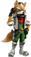 SFZero Fox McCloud