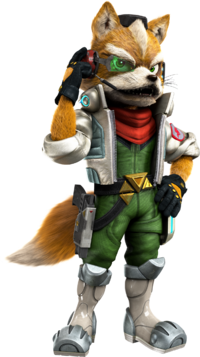 SFZero Fox McCloud