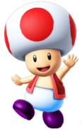 Toad (The Super Mario Bros. Super Show!)