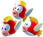 Triple Cheep-Cheep