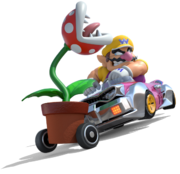 Wario (Mario Kart 8)