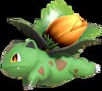 1.3.Shiny Ivysaur Running
