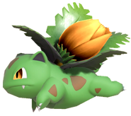 1.3.Shiny Ivysaur Running