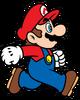 2D Mario Run