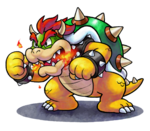 Bowser Fabled Melody