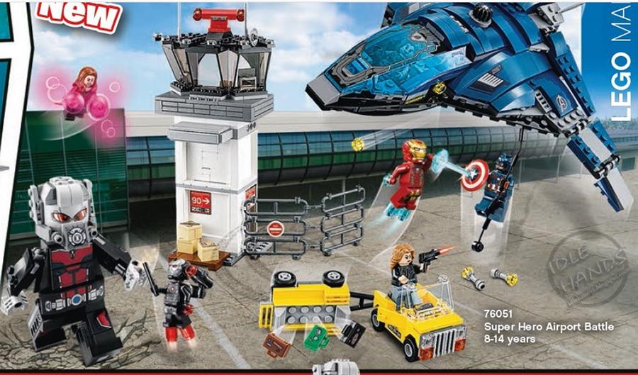 Image - LEGO Marvel Super Heroes Captain America Civil War Airport ...