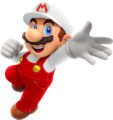 Mario Charged Alt 1