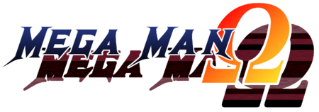 Mega Man Omega Logo