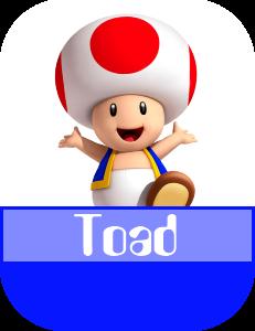 Toad MRU