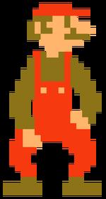 Weird Mario SMM