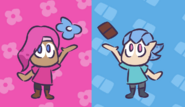 Flowers vs Chocolates