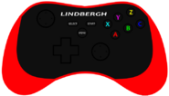 Lindbergh Red Controller