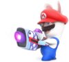 Rabbid Mario - RabbidsKingdomBattle