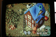Retro Animal Crossing