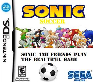 Sonic soccer ds