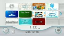Wii menu netflix channel download
