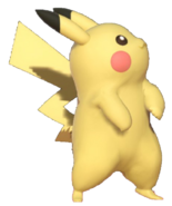 2.2.Pikachu Looking around