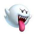 Boo - Mario Kart 8 Wii U