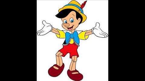 Disneyland Adventures - Pinocchio Voice Clips