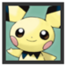 JSSB Character icon - Pichu
