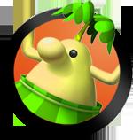 MHWii YellowPianta icon