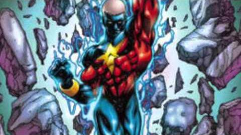 Storyline and origins history of Genis-Vell Podcast