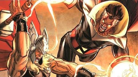 Supervillain Origins Count Nefaria