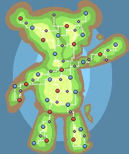 Unten Map