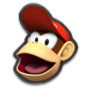 Diddy Kong Icon MKO
