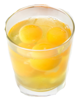 Egg in ShotGlass