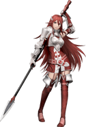 FE Warriors Cordelia