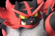 Incineroar Smash