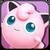 Jigglypuff CSS Icon