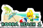 Koopa Beach 1 MKG