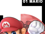 Super Smash Bros. Ultimate (Best Timeline)/Mario